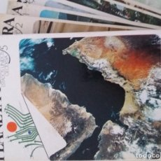 Enciclopedias de segunda mano: PLANETA TIERRA ENCICLOPEDIA GEOGRÁFICA 1976 7 TOMOS. Lote 129678975