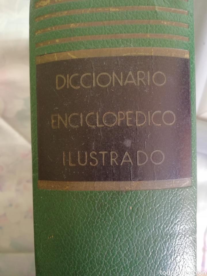 Enciclopedias de segunda mano: Diccionario Enciclopédico (1959) - Foto 2 - 130288811