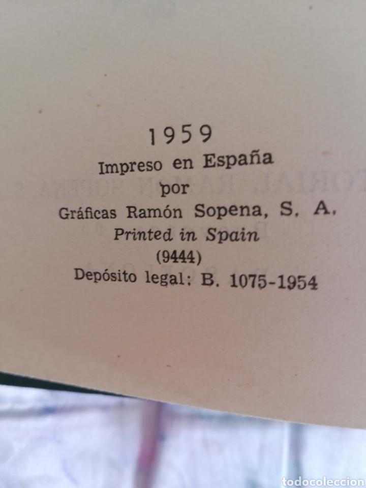 Enciclopedias de segunda mano: Diccionario Enciclopédico (1959) - Foto 3 - 130288811