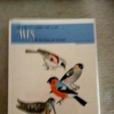 Enciclopedias de segunda mano: EL GRAN LIBRO DE LAS AVES DE LOS PAISES DE EUROPA. SUSAETA. . Lote 130911988