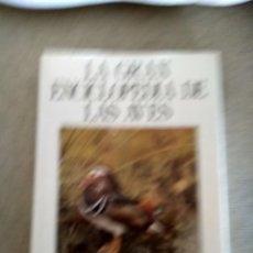 Enciclopedias de segunda mano: LA GRAN ENCICLOPEDIA DE LAS AVES. SUSAETA. . Lote 130912152