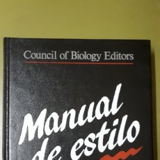 Enciclopedias de segunda mano: MANUAL DE ESTILO. SALVAT 1987.. Lote 131435041