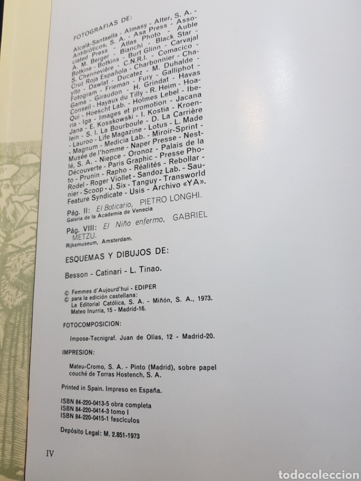 Enciclopedias de segunda mano: Enciclopedia La Medicina y la Salud rara y escasa - Foto 2 - 131950289