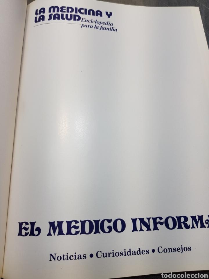 Enciclopedias de segunda mano: Enciclopedia La Medicina y la Salud rara y escasa - Foto 5 - 131950289