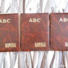 Enciclopedias de segunda mano - Enciclopedia El Médico Responde. ABC Planeta. Tres Tomos. Buen estado - 132169918