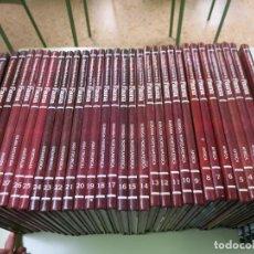 Enciclopedias de segunda mano: ENCICLOPEDIA SALVAT DE LA FAUNA 31 VOLUMENES . Lote 132579790