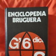 Enciclopedias de segunda mano: ENCICLOPEDIA BRUGUERA, 3ª EDICIÓN 1978. Lote 132650218