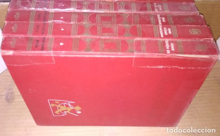 Enciclopedias de segunda mano: LIBROS, ENCICLOPEDIA TEMATICA ARGOS DIE 1ª EDICION 1968, VER FOTOS Y DESCRIPCION - Foto 2 - 133353702