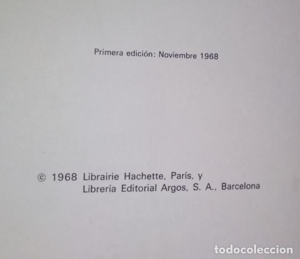 Enciclopedias de segunda mano: LIBROS, ENCICLOPEDIA TEMATICA ARGOS DIE 1ª EDICION 1968, VER FOTOS Y DESCRIPCION - Foto 4 - 133353702