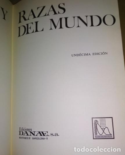 Enciclopedias de segunda mano: CONSULTOR TEMATICO, PUEBLOS Y RAZAS DEL MUNDO, 2 TOMOS, DANAE 1976, LIBROS - Foto 3 - 133355850