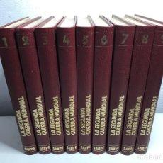 Enciclopedias de segunda mano: LA SEGUNDA GUERRA MUNDIAL. SARPE. Lote 133590185
