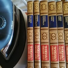 Livros em segunda mão: ENCICLOPEDIA GRAN HISTORIA UNIVERSAL (33 TOMOS). EDICIONES NÁJERA. CLUB INTERNACIONAL DEL LIBRO. Lote 133908574
