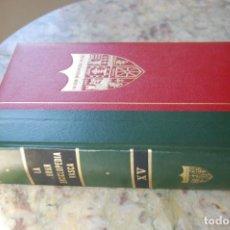 Enciclopedias de segunda mano: LA GRAN ENCICLOPEDIA VASCA. TOMO XV. OBRA DE LUJO. 1981. TAPA DURA.. Lote 134018114