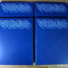 Enciclopedias de segunda mano: VIDEO - ENCICLOPEDIA PRACTICA - EDICIONES NUEVA LENTE 1982 VINTAGE BETA VHS V2000 . Lote 134334942
