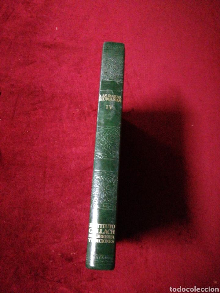 Enciclopedias de segunda mano: Las razas humanas. Edición conmemorativa. Instituto Gallach. Volumen IV. - Foto 2 - 135015883