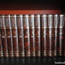 Enciclopedias de segunda mano: DICCIONARIO ENCICLOPEDICO ENCICLOPEDIA ESPASA CALPE 24 TOMOS + 3 APENDICES 1989. Lote 135847842