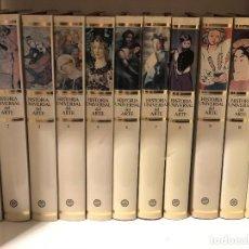 Enciclopedias de segunda mano: HISTORIA UNIVERSAL DEL ARTE. EDITORIAL PLANETA. Lote 135850878