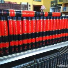 Enciclopedias de segunda mano: GRAN VOX -- 26 TOMOS -- DICCIONARIO ENCICLOPEDICO -- BIBLOGRAF -- 2001 --. Lote 136487274