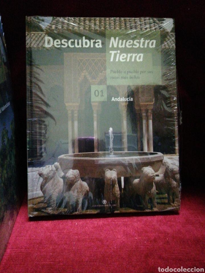 Enciclopedias de segunda mano: Colección Descubra nuestra tierra. - Foto 2 - 136669548