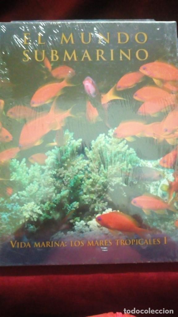 Enciclopedias de segunda mano: La vida submarina. Colección completa - Foto 2 - 136777758