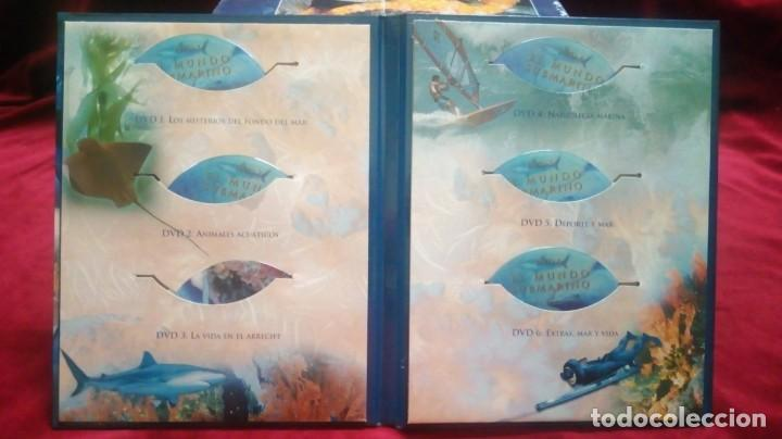 Enciclopedias de segunda mano: La vida submarina. Colección completa - Foto 3 - 136777758