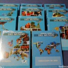 Enciclopedias de segunda mano: COLECCIÓN PUEBLOS Y RAZAS DEL MUNDO. Lote 136796166