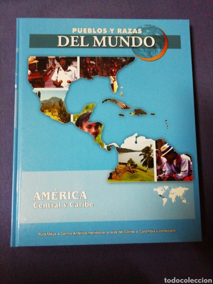 Enciclopedias de segunda mano: Colección pueblos y razas del mundo - Foto 2 - 136796166