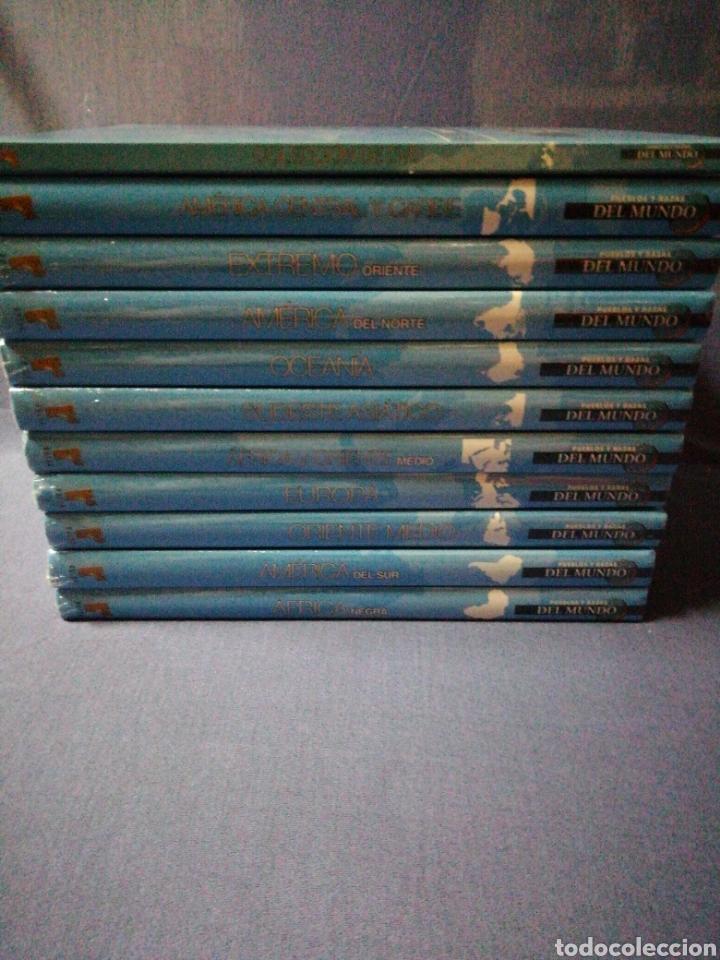 Enciclopedias de segunda mano: Colección pueblos y razas del mundo - Foto 4 - 136796166