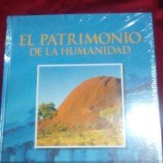 Enciclopedias de segunda mano: EL PATRIMONIO DE LA HUMANIDAD - OCEANÍA. Lote 136799906