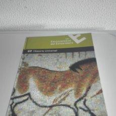 Enciclopedias de segunda mano: LA ENCICLOPEDIA DEL ESTUDIANTE TOMO 7 HISTORIA UNIVERSAL SANTILLANA. Lote 137125694