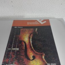 Enciclopedias de segunda mano: LA ENCICLOPEDIA DEL ESTUDIANTE TOMO 20 MUSICA SANTILLANA. Lote 137125770