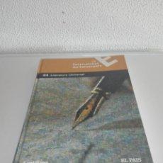 Enciclopedias de segunda mano: LA ENCICLOPEDIA DEL ESTUDIANTE TOMO 4 LITERATURA UNIVERSAL SANTILLANA. Lote 137125862