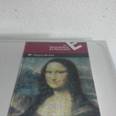 Enciclopedias de segunda mano: LA ENCICLOPEDIA DEL ESTUDIANTE TOMO 17 HISTORIA DEL ARTE SANTILLANA. Lote 137126234
