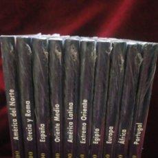 Enciclopedias de segunda mano - Maravillas del mundo (10 tomos) - 137277346