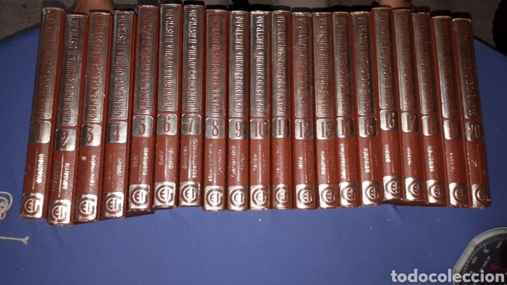 GRAN ENCICLOPEDIA ILUSTRADA. EDICIONES DANAE, S.A. (Libros de Segunda Mano - Enciclopedias)