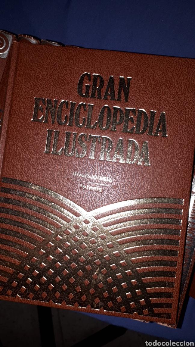 Enciclopedias de segunda mano: GRAN ENCICLOPEDIA ILUSTRADA. EDICIONES DANAE, s.a. - Foto 2 - 137287562