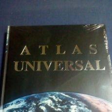 Enciclopedias de segunda mano: ATLAS UNIVERSAL. Lote 137324286