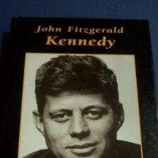 Enciclopedias de segunda mano: GRANDES BIOGRAFÍAS - JOHN FITGERALD KENNEDY. Lote 137375938