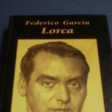 Enciclopedias de segunda mano: GRANDES BIOGRAFÍAS - FEDERICO GRACÍA LORCA. Lote 137376922