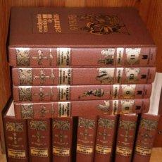 Enciclopedias de segunda mano: ENCICLOPEDIA TEMÁTICA DE ASTURIAS 11T POR EDITORIAL SILVERIO CAÑADA EN GIJÓN 1988. Lote 177986938