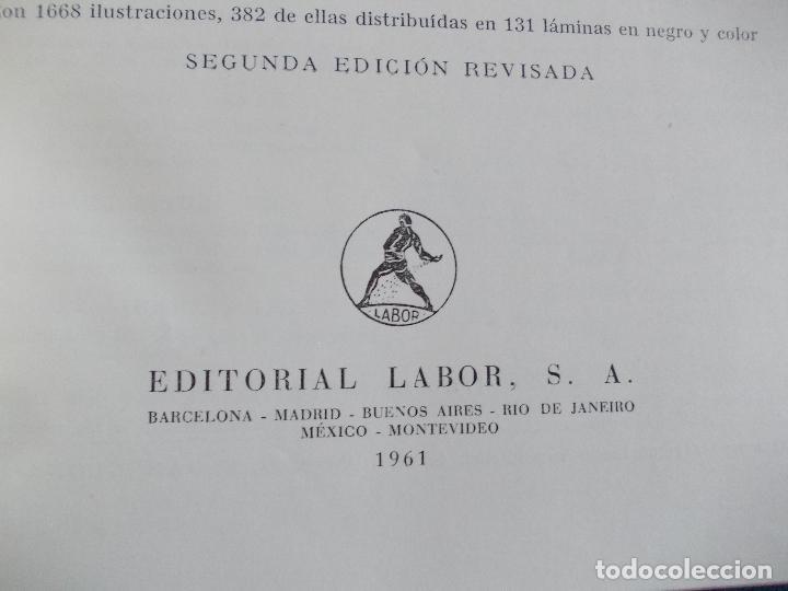 Enciclopedias de segunda mano: Enciclopedia Labor 1962 9 tomos - Foto 2 - 137481418