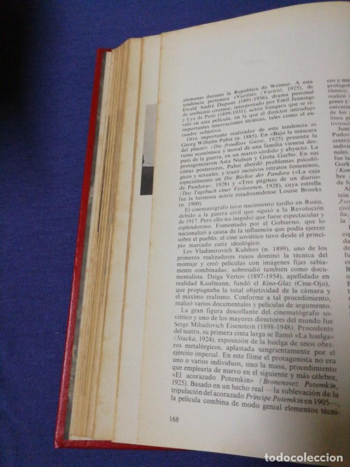 Enciclopedias de segunda mano: Maravillas del saber. Tomo 8. Política. Música - Cine. Geografía mundial. - Foto 3 - 137592070