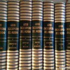 Enciclopedias de segunda mano: GRAN ENCICLOPEDIA DEL MUNDO, DURVAN 1961-1981. Lote 137665642