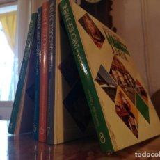 Enciclopedias de segunda mano - Enciclopedia Larousse Juvenil. Incompleta. 5 tomos - 138279162