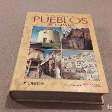 Enciclopedias de segunda mano: ENCICLOPEDIA DE LOS PUEBLOS DE ESPAÑA....DIARIO 16..... Lote 138600474