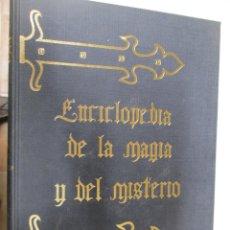 Enciclopedias de segunda mano: MAGIA Y DEL MISTERIO ENCICLOPEDIA TOMO I Y II - MATEU 1975 -. Lote 140179622