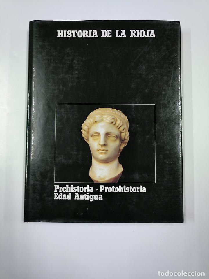 Enciclopedias de segunda mano: HISTORIA DE LA RIOJA. 3 TOMOS VOLUMENES. COLECCION COMPLETA. Arm09 - Foto 4 - 140257874