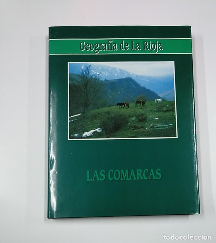 Enciclopedias de segunda mano: GEOGRAFIA DE LA RIOJA. VV.AA. 3 VOLUMENES. TOMOS. TDK356 - Foto 3 - 140388730
