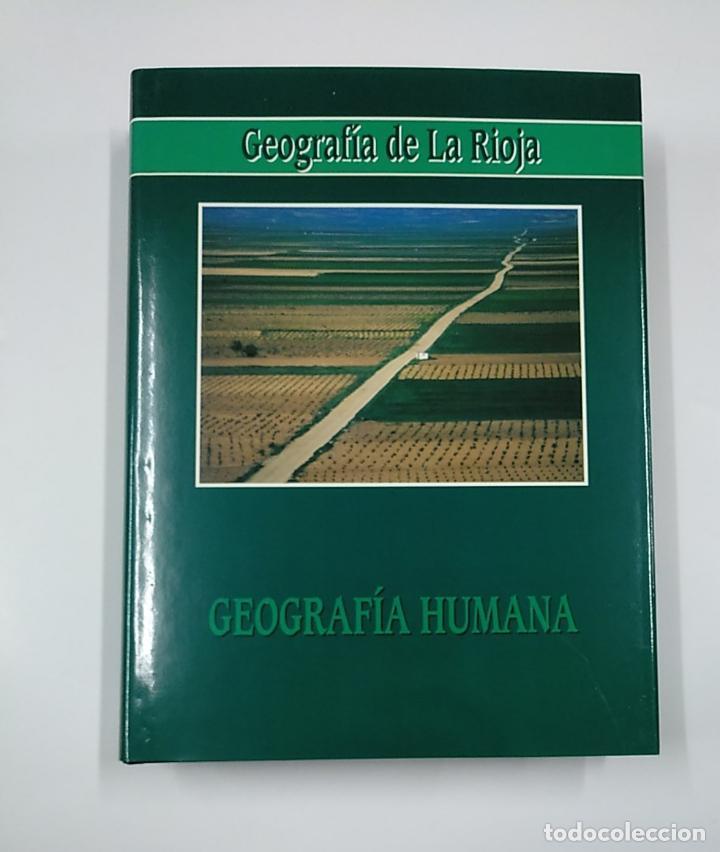 Enciclopedias de segunda mano: GEOGRAFIA DE LA RIOJA. VV.AA. 3 VOLUMENES. TOMOS. TDK356 - Foto 4 - 140388730