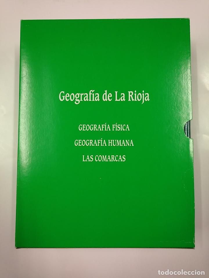 Enciclopedias de segunda mano: GEOGRAFIA DE LA RIOJA. VV.AA. 3 VOLUMENES. TOMOS. TDK356 - Foto 8 - 140388730